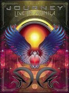 Journey. Live in Manila (2 DVD) - DVD