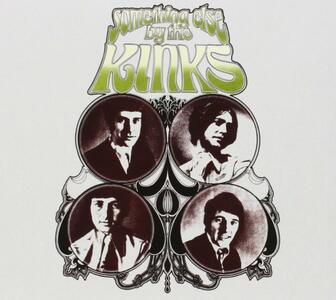 Something Else by the Kinks - CD Audio di Kinks