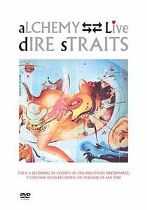 Film Dire Straits. Alchemy