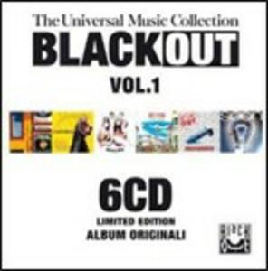 Black Out vol.1. The Universal Music Collection - CD Audio