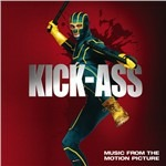 Cover CD Colonna sonora Kick-Ass
