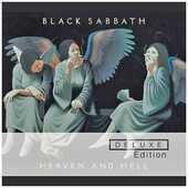CD Heaven and Hell Black Sabbath