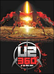 Film U2. 360° At the Rose Bowl