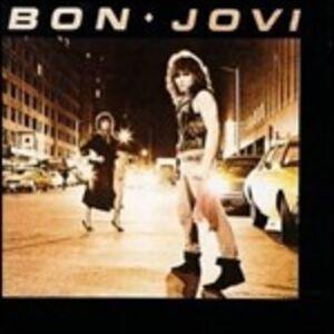 Foto Cover di Bon Jovi, CD di Bon Jovi, prodotto da Mercury