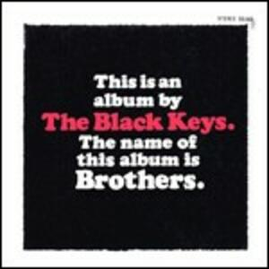 Brothers - Vinile LP di Black Keys