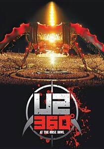 U2. 360° At the Rose Bowl - DVD