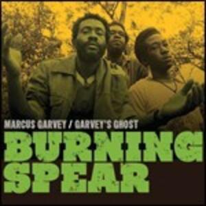 Marcus Garvey - Garvey's Ghost - CD Audio di Burning Spear