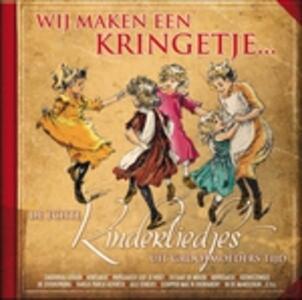 Wij Maken Een Kringetje - CD Audio