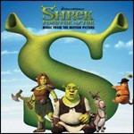 Cover CD Shrek e vissero felici e contenti