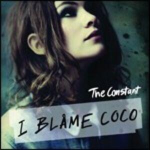 Foto Cover di The Constant, CD di I Blame Coco, prodotto da Island