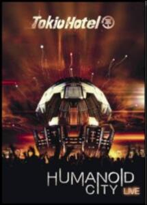 Tokio Hotel. Humanoid City. Live - DVD