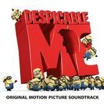 Cover CD Colonna sonora Cattivissimo me