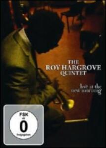 Roy Hargrove Quintet. Live At The New Morning - DVD