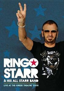 Ringo Starr & All Starr Band. Live at the Greek Theatre 2008 - DVD
