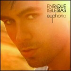 Euphoria - CD Audio di Enrique Iglesias