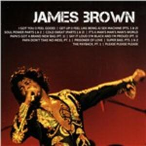 Icon - CD Audio di James Brown