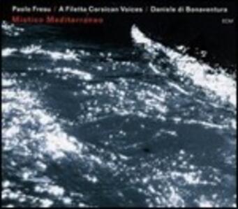 Mistico Mediterraneo - CD Audio di Paolo Fresu,Daniele Di Bonaventura,Filetta Corsican Voices