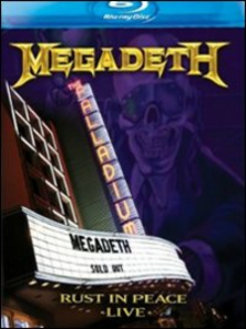 Film Megadeth. Rust in Peace Live