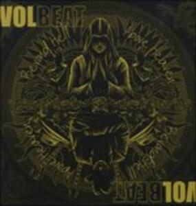 Beyond Hell. Above Heaven - Vinile LP di Volbeat