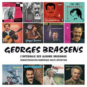 Integrale Des Albums Originaux - CD Audio di Georges Brassens