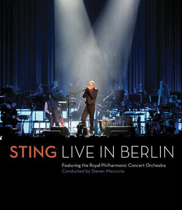 Film Sting. Live in Berlin