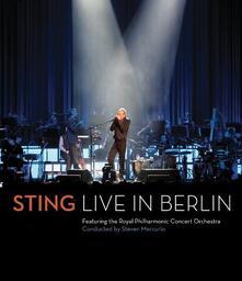 Sting. Live in Berlin - Blu-ray