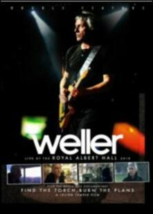 Paul Weller. Find The Torch, Burn The Plans<span>.</span> Limited Edition - DVD