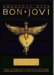 Bon Jovi. Greatest Hits - DVD
