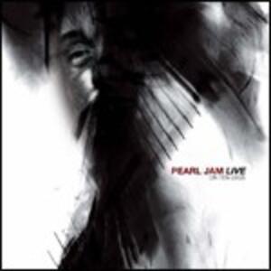 Live on Ten Legs - CD Audio di Pearl Jam