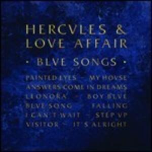 Blue Songs - Vinile LP di Hercules and Love Affair