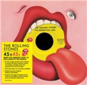 The Singles 1971-2006 - CD Audio Singolo di Rolling Stones