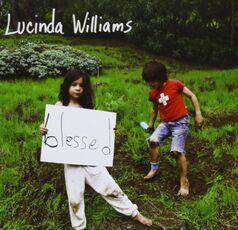 CD Blessed Lucinda Williams