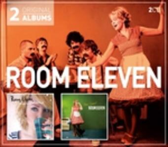Six White Russian - CD Audio di Room Eleven