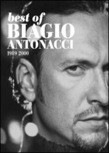 Biagio Antonacci. Video Collection. Best Of 1989 2000 - DVD