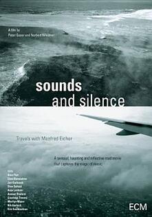 Sounds and Silence. Unterwegs mit Manfred Eicher. Travels with Manfred Eicher (DVD) - DVD