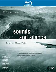 Sounds and Silence. Unterwegs mit Manfred Eicher. Travels with Manfred Eicher - Blu-ray