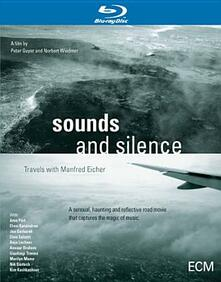 Sounds and Silence. Unterwegs mit Manfred Eicher. Travels with Manfred Eicher (Blu-ray) - Blu-ray