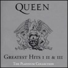 Greatest Hits I, II, III. The Platinum Collection - CD Audio di Queen