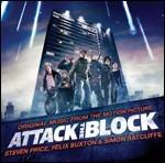 Cover CD Attack the Block - Invasione Aliena