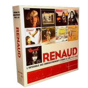L'integrale 1975-1983 - CD Audio di Renaud
