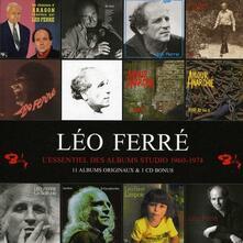 L'essentiel des Albums - CD Audio di Léo Ferré