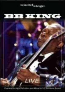 B. B. King. Soundstage Live - Blu-ray