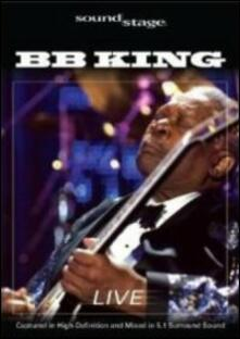 B. B. King. Soundstage Live - Blu-ray