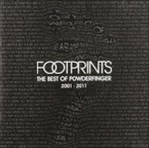 Footprints. Best of vol.2 - CD Audio di Powderfinger