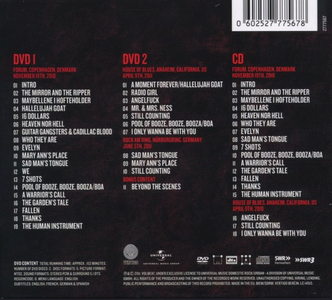 Film Volbeat. Live From Beyond Hell/Above Heaven  1
