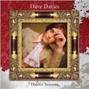 Foto Cover di Hidden Treasures, CD di Ray Davies, prodotto da Sanctuary