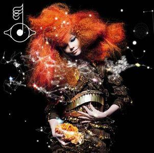Foto Cover di Biophilia, CD di Björk, prodotto da Polydor