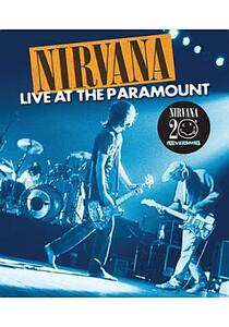 Nirvana. Live at the Paramount - DVD