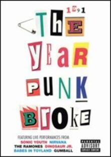 Sonic Youth. 1991: the Year Punk Broke di David Markey - DVD