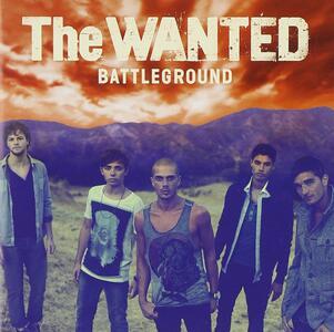 Battleground - CD Audio di Wanted